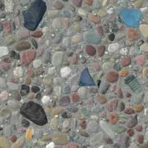 Roan River - Sea Glass